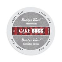 96-Count Cake BOSS™ Buddy's Blend™ Coffee for Single Serve Coffee Makers