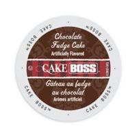 48-Count Cake BOSS™ Chocolate Fudge Cake Coffee for Single Serve Coffee Makers
