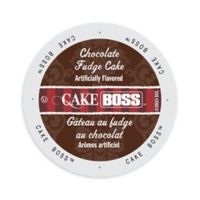 96-Count Cake BOSS™ Chocolate Fudge Cake Coffee for Single Serve Coffee Makers