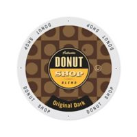 48-Count Authentic Donut Shop® Blend Dark Roast Coffee for Single Serve Coffee Makers