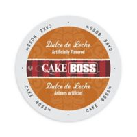 48-Count Cake BOSS™ Dulce de Leche Coffee for Single Serve Coffee Makers