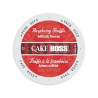 48-Count Cake BOSS™ Raspberry Truffle Coffee for Single Serve Coffee Makers