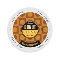 96-Count Authentic Donut Shop® Vanilla Hazelnut Coffee for Single Serve Coffee Makers