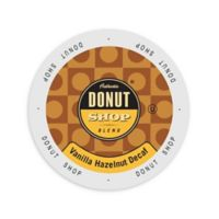 48-Count Authentic Donut Shop Decaf Vanilla Hazelnut Coffee for Single Serve Coffee Makers