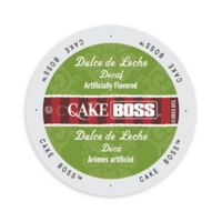 96-Count Cake BOSS™ Decaf Dulce De Leche Coffee for Single Serve Coffee Makers