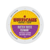 48-Count Hurricane Coffee & Tea Butter Toffee Tsunami for Single Serve Coffee Makers