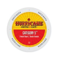 48-Count Hurricane Coffee & Tea Category 5 Coffee for Single Serve Coffee Makers