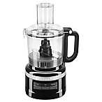 KitchenAid® 7-Cup Food Processor in Onyx Black