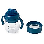 OXO Tot® 6 oz. Transitions Soft Spout Sippy Cup Set in Navy