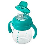 OXO Tot® Transitions 6 Oz. Soft Spout Sippy Cup with Handles in Teal