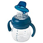 OXO Tot® Transitions 6 Oz. Soft Spout Sippy Cup with Handles in Navy