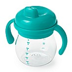 OXO Tot® Transitions 6 oz. Sippy Cup with Handles in Teal
