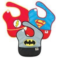 Bumkins® 3-Pack SuperBib in Superheros