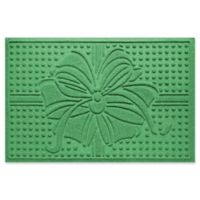 "Weather Guard™ Wrap It Up 23"" x 35"" Door Mat in Light Green"