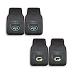 NFL Vinyl Car Mats (Set of 2)