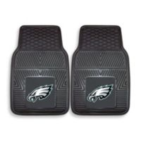 NFL Philadelphia Eagles Vinyl Car Mats (Set of 2)