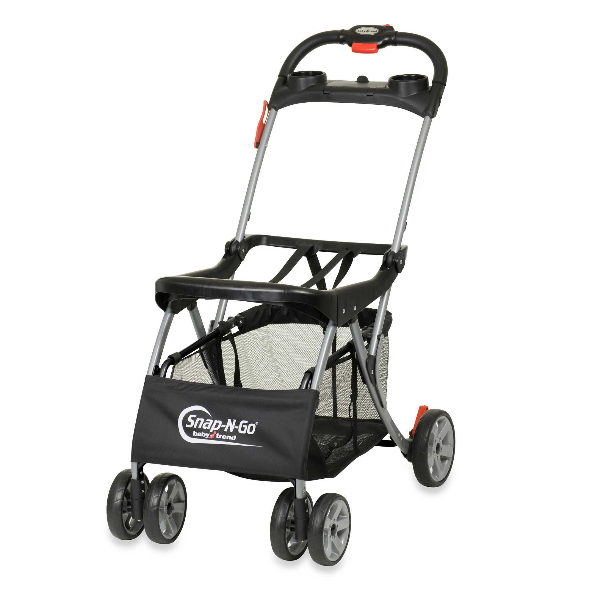 baby trend single snap n go stroller