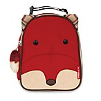 SKIP*HOP® Zoo Lunchies Insulated Lunch Bag in Fox