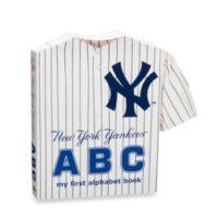 MLB New York Yankees ABC: My First Alphabet Board Book