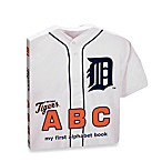 MLB Detroit Tigers ABC: My First Alphabet Board Book