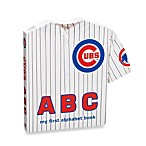 MLB Chicago Cubs ABC: My First Alphabet Board Book