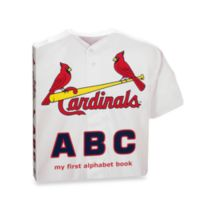 MLB St. Louis Cardinals ABC: My First Alphabet Board Book