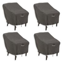 Classic Accessories® Ravenna Standard Patio Chair Covers (Set of 4)