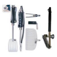 Grill Daddy® All-in-One Ultimate BBQ Tool Set