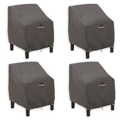 Charmant Classic Accessories® Ravenna Patio Lounge Chair Covers (Set Of 4)
