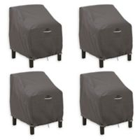 Classic Accessories® Ravenna Patio Lounge Chair Covers (Set of 4)