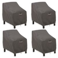 Classic Accessories® Ravenna Deep Seated Patio Chair Covers (Set of 4)