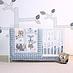Belle Woodsy 4-Piece Crib Bedding Set