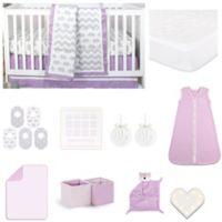 The PeanutShell™ Ellie Patch 18-Piece Nursery Essentials Set