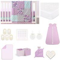 The PeanutShell™ Zoe 18-Piece Nursery Essentials Set