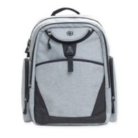 J is for Jeep® Everyday Backpack Diaper Bag in Grey