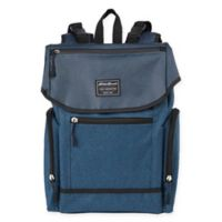 Eddie Bauer® Echo Bay Backpack Diaper Bag in Navy