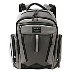 Eddie Bauer® Places & Spaces Traverse Backpack Diaper Bag in Grey