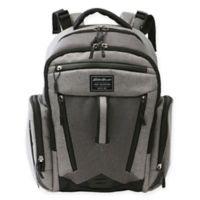 Eddie Bauer® Places & Spaces Traverse Backpack Diaper Bag in Grey