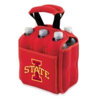 Iowa State Picnic Time® Activo Collegiate Six Pack Tote