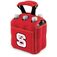 Picnic Time® Activo Collegiate Six Pack Tote in North Carolina State