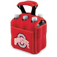 Picnic Time® Activo Collegiate Six Pack Tote - Ohio State