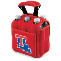 Picnic Time® Activo Collegiate Six Pack Tote in Louisiana Tech
