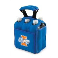 Picnic Time® Activo Collegiate Six Pack Tote in University of Illinois