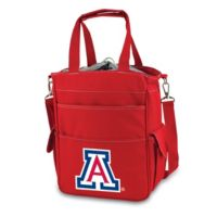 Picnic Time® University of Arizona Collegiate Activo Tote in Red