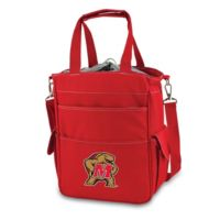 Picnic Time® University of Maryland Collegiate Activo Tote in Red