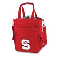 Picnic Time® North Carolina State Collegiate Activo Tote in Red
