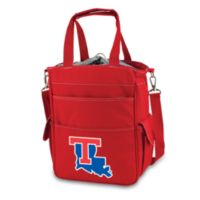 Picnic Time® Louisiana Tech Collegiate Activo Tote in Red