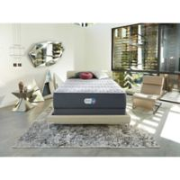 Beautyrest® Platinum™ Jaycrest™ Plush Memory Foam Low Profile Full Mattress Set