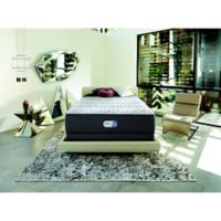 Beautyrest® Platinum™ Spring Grove™ Plush Low Profile King Mattress Set