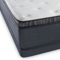 Beautyrest® Spring Grove Luxury Firm Pillow Top Low Profile Full Mattress Set